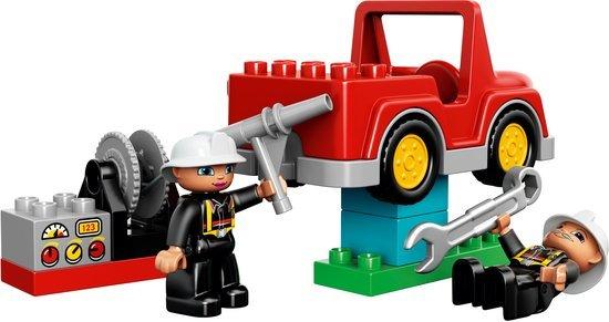 Brandweerkazerne 10593   DeBouwdoos.be
