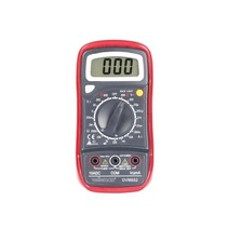 Digitale Multimeter Cat III 600V - 10A