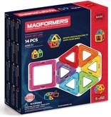 Magformers Basis 14 delig set