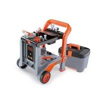 Black&Decker Mobiele werkbank en toolbox