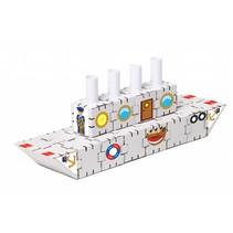 Kartonnen bouwdozen, Titanic