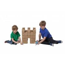 Kartonnen bouwdozen, Basisset medium