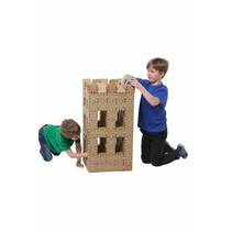 Kartonnen bouwdozen, Basisset groot