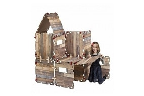 Bouw je eigen fort - Fantasy Forts