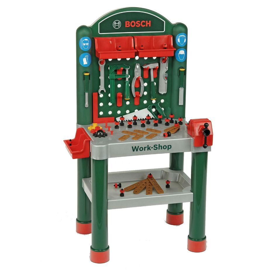 kinderwerkbank speelgoed werkbank 75 delig. Black Bedroom Furniture Sets. Home Design Ideas