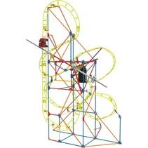 Knex Clock Work Roller Coaster