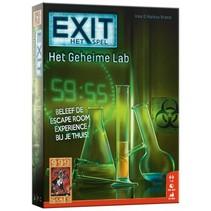 Exit- Het Geheime Lab-Bordspel