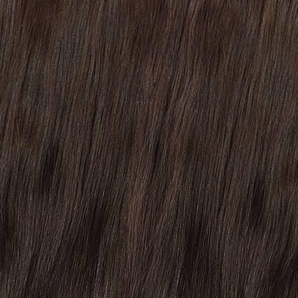 Celebrity Hair Clip-In | Donker kastanje (#4)