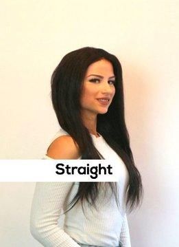 Lacewig - Straight