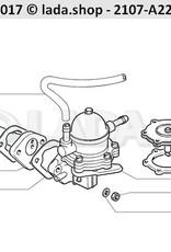 LADA 2101-1106010, Bomba De Combustivel