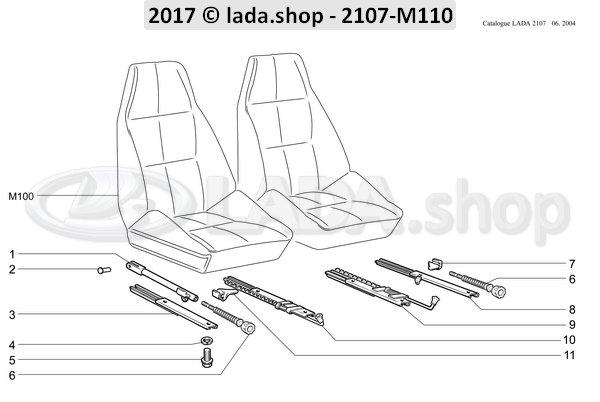 c7 front seats adjustment mechanism