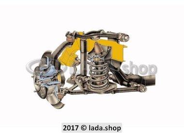 7D2. Front suspension