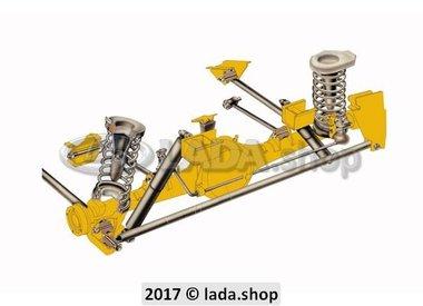 7D3. Rear suspension