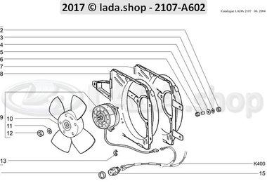 C7 Electric fan