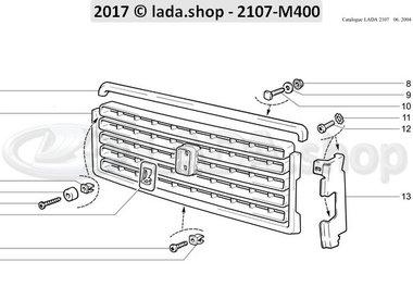 C7 Radiator trim