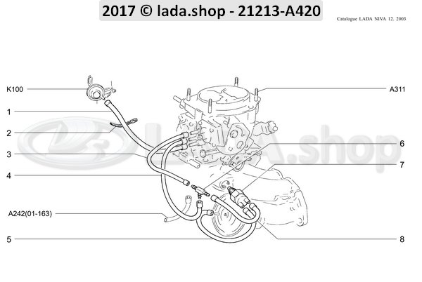 lada shop for lada parts and niva parts - oem - 24h delivery