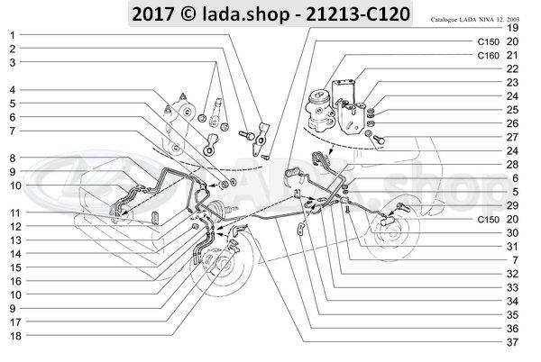 N3 Hydraulic brakes drive - LADA shop