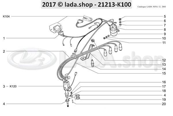 LADA 2101-3706705, Plate
