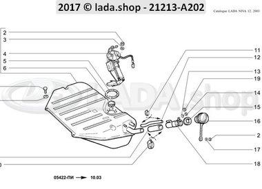 N3 Fuel tank MPFI >>> 10-2003