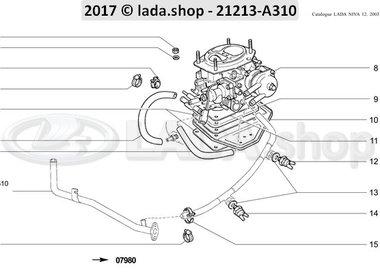 N3 Carburetor 1600