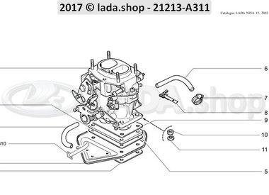 N3 Carburetor 1700-1600BRAZIL