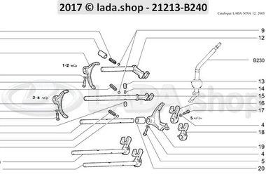 N3 Gearshifting mechanism