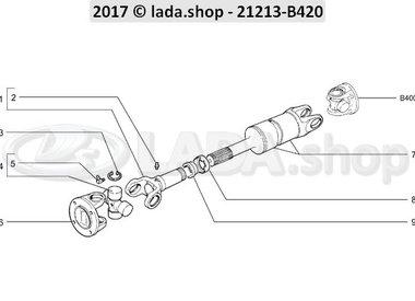 N3 Propeller shafts
