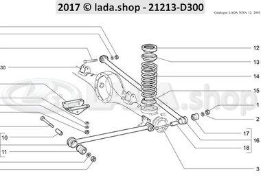 N3 Rear suspension