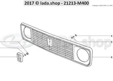 N3 Radiator trim