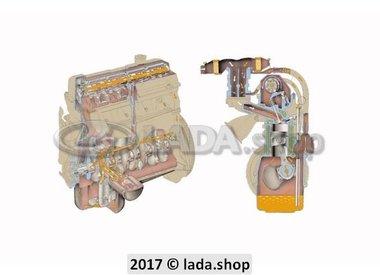 N3A5. Sistema de lubricación
