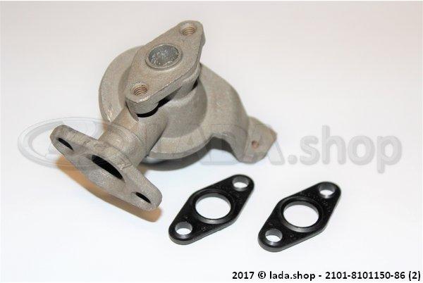 LADA 2101-8101150-86, Valve heater controle