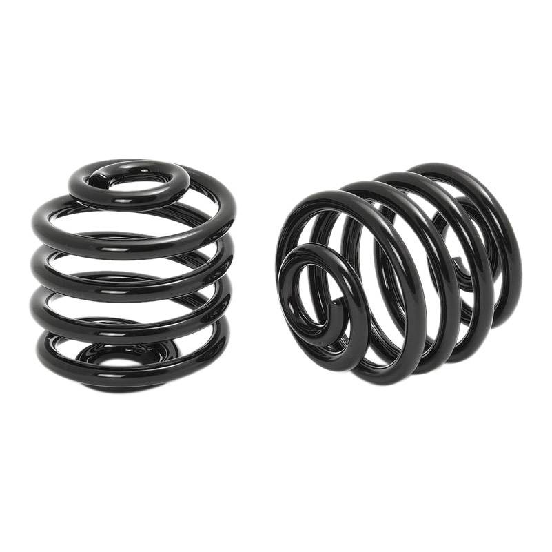 Kollies Parts Spiral Springs Black 2 inch