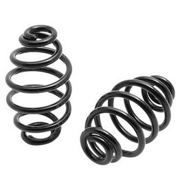 Kollies Parts Spiral Springs Black 4 inch