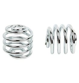 Kollies Parts Spiral Spring Chrome 2 inch
