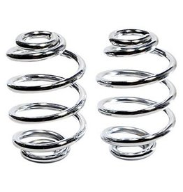 Kollies Parts Spiral Spring Chrome 3 inch