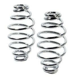 Spiral Springs Chrome 5 inch