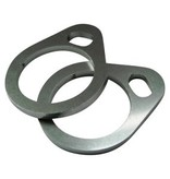 Exhaust flanges for Shovelhead stainless steel