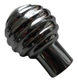 Kollies Parts Shifter Knob | Round | Polished