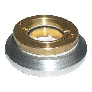 Kollies Parts Brass Oil Level Gauge