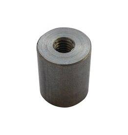 Kollies Parts Bung M6 schroefdraad L=20