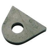 Kollies Parts Brake Anchor Mounting Tabs 1/2