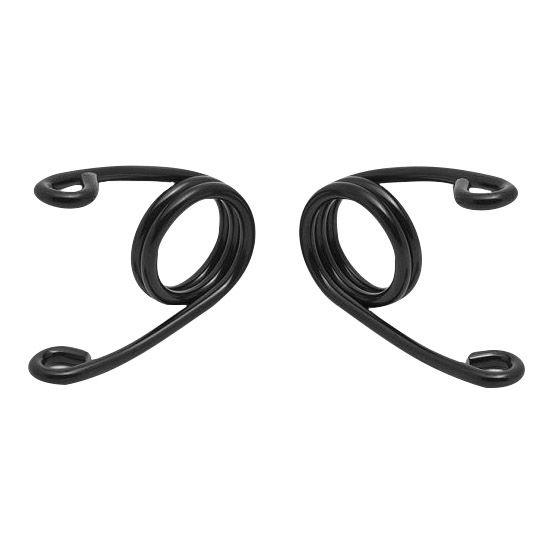Kollies Parts Hairpin Seat Springs Black 2 inch