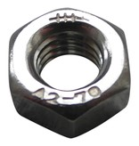 Kollies Parts Nut M8 - Stainless Steel