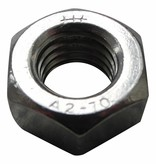Kollies Parts Nut M12 - Stainless Steel