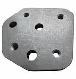 Kollies Parts Kickstand Mounting Plate