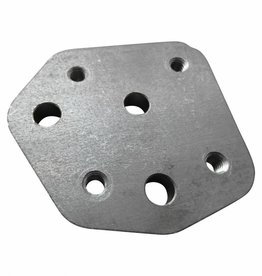 Kollies Parts Kickstand Mounting Plate