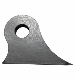 Shaped Drop Anchor Tab