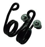 Hairpin Motor Seat Springs Black 2 inch with fastening kit