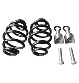 "Kollies Parts Spiral Springs Black 4"" with Mounting"