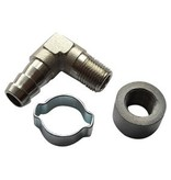 Kollies Parts Oil / Fuel line kit 90°